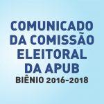 CAPA COMUNICADO COMISSAO 1