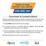 COMUNICADO COMISSAO ELEITORAL 4