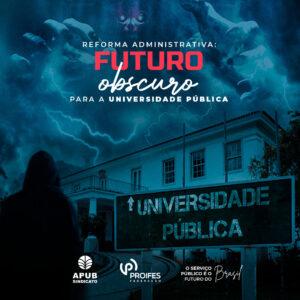 Futuro Obscuro para as Universidades